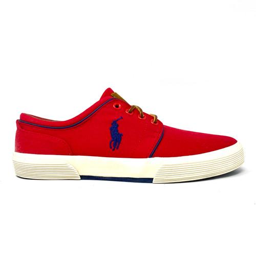 Polo Ralph Lauren Faxon Fashion Sneaker - Thumbnail