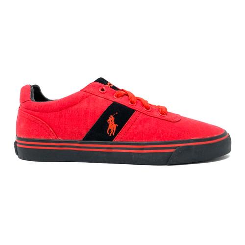 Polo Ralph Lauren Red Hanford Fashion Sneaker - Thumbnail