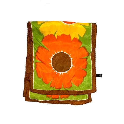 Flower Power Scarf - Thumbnail