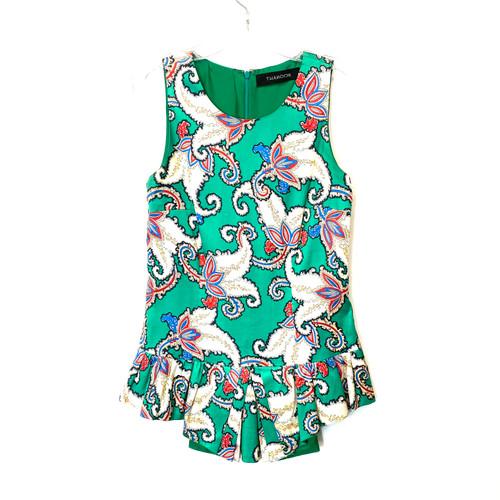 Thakoon Paisley Print Tank Dress - Thumbnail