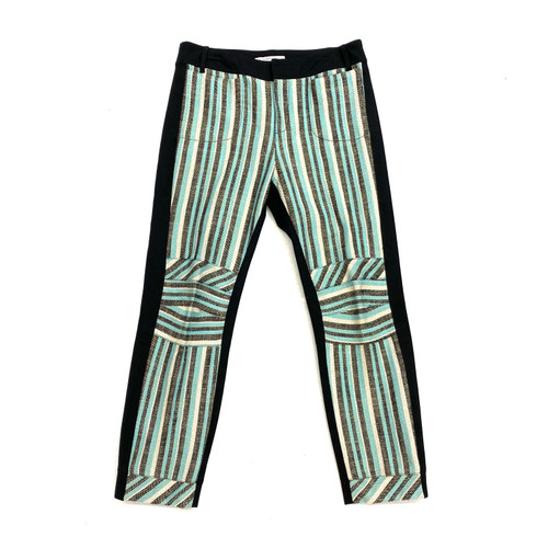 Derek Lam 10 Crosby Striped Pants - Thumbnail