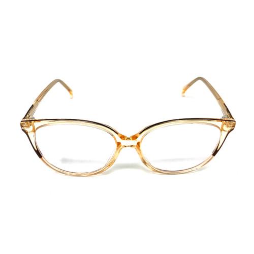 Zenni Pink Round Glasses - Thumbnail