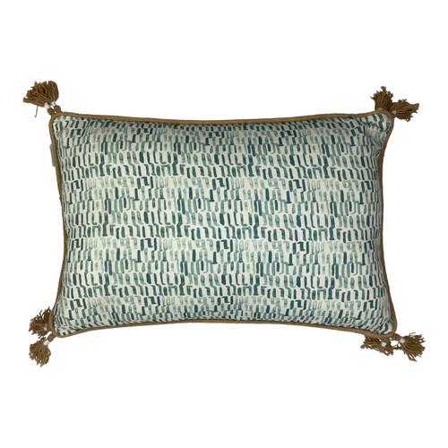 Cinder Spa Lumbar Pillow - Front