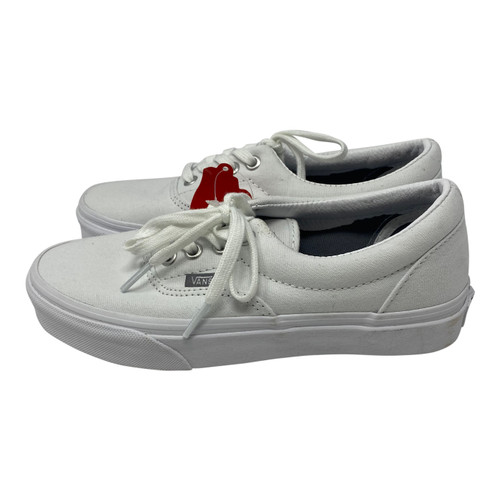 Van's Canvas Low Top Lace Up Sneakers-Side