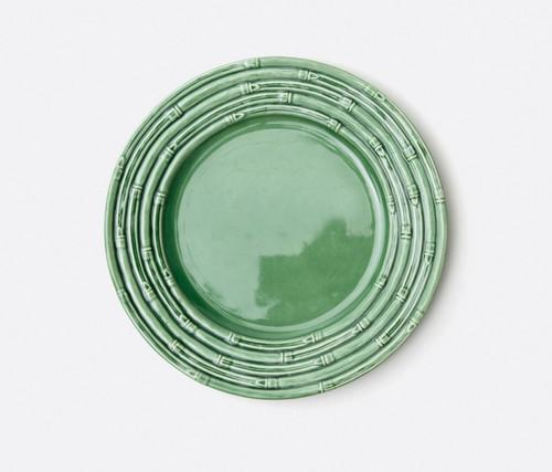 Blue Pheasant Set of 4 Gia Salad Plates