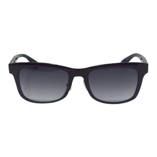 Marc by Marc Jacobs Coated Metal Wayfarer Sunglasses-Front