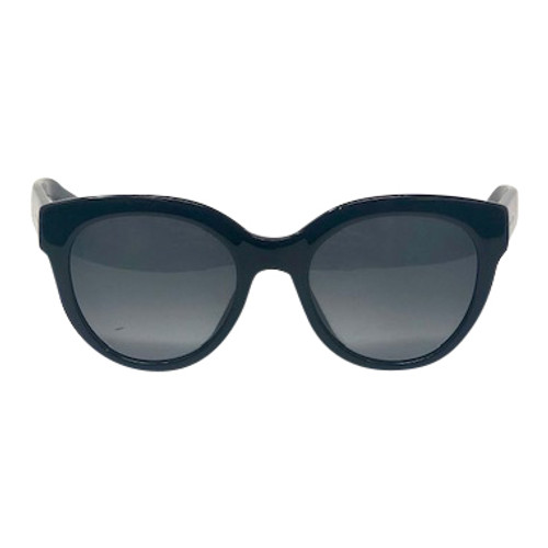 Boss by Hugo Boss Dramatic Black Sunglasses-Front