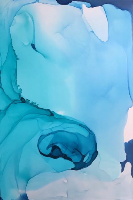 Tidal Wave by Estelle Chojnicki
