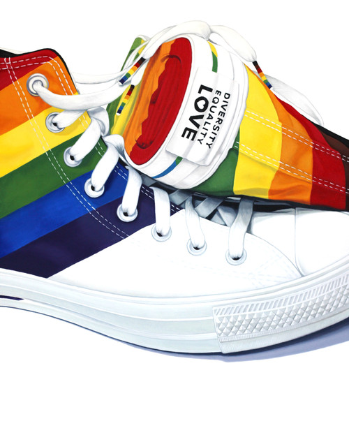 Pride Shoes by KJ Shows