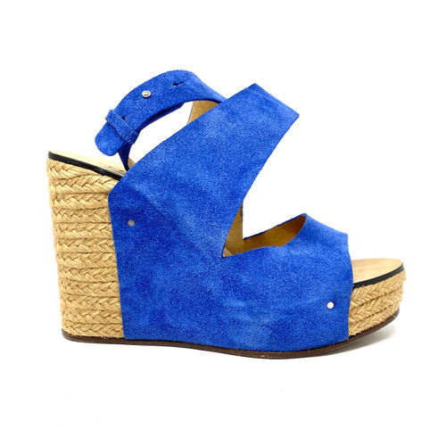 See by Chloe Suede Wedges- Right