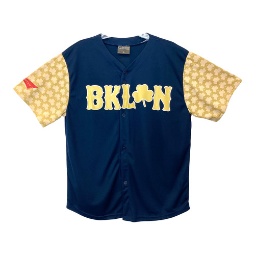 Coyote Brooklyn Jersey- Front