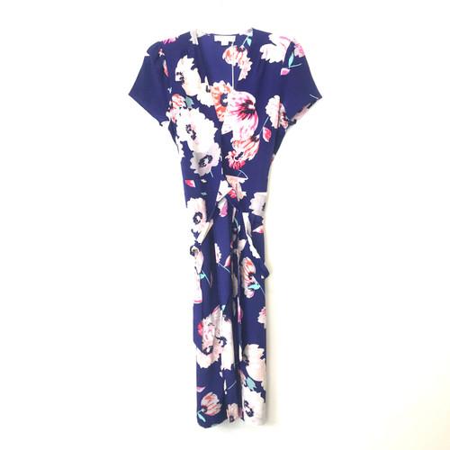 Yumi Kim Poppy Iverson Caught In The Midi Wrap Dress - Thumbnail