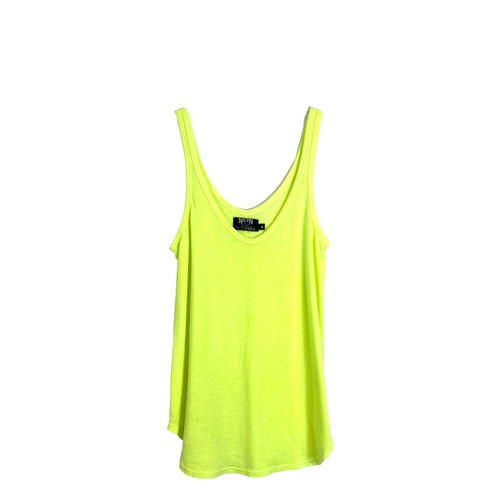 Nation Ltd. for Intermix Neon Tank- Front