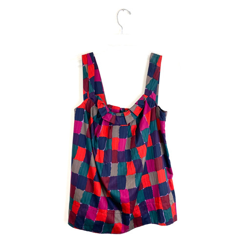 Marc by Marc Jacobs Collage Grid Top- Front