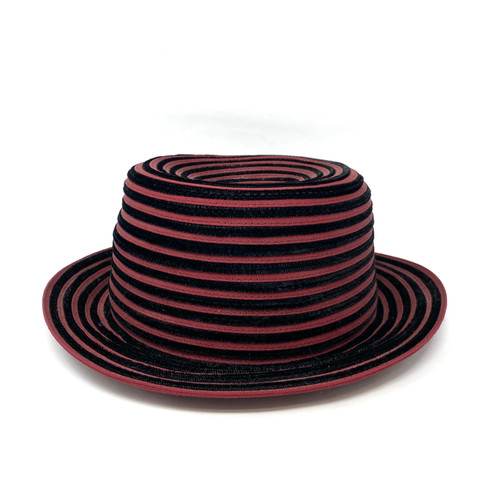 Rod Keenan Red Tunis Hat- Front