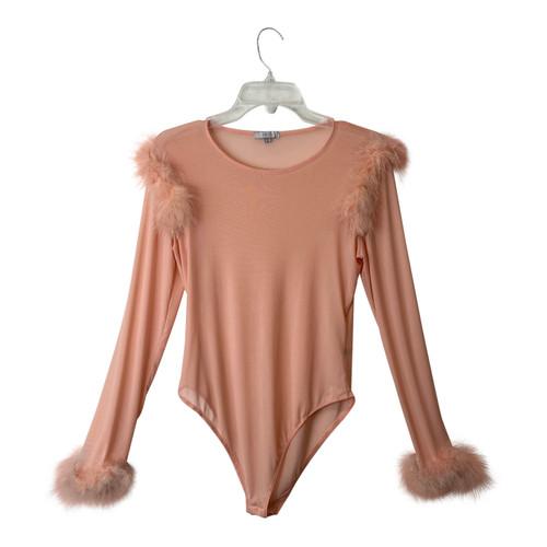 Burlesque Ballerina Bodysuit- Front