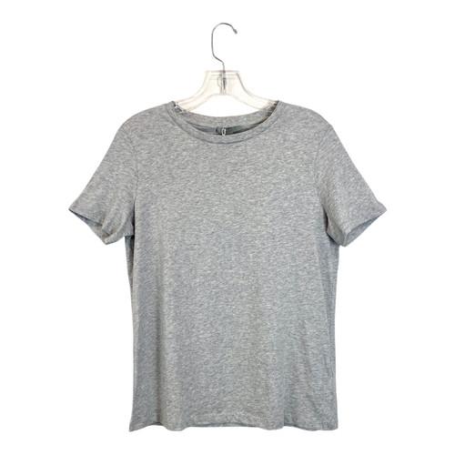 COS Gray Regular Fit T-Shirt- Front