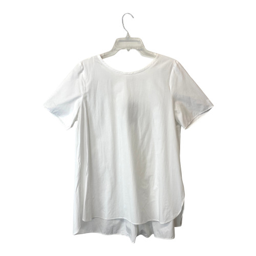 COS Pleated Back Top- Front