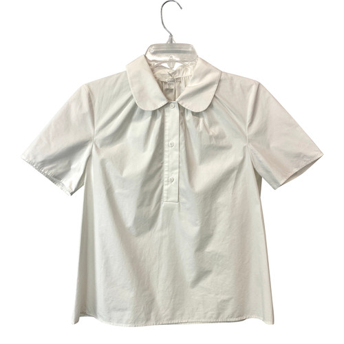 COS Short Sleeve Collared Shirt- Front
