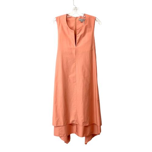 COS V-Neck Sleeveless Dress- Front