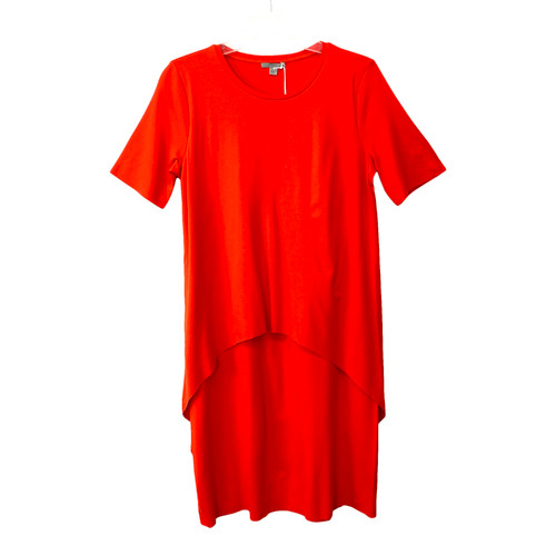 COS Asymmetrical Layered Dress- Front