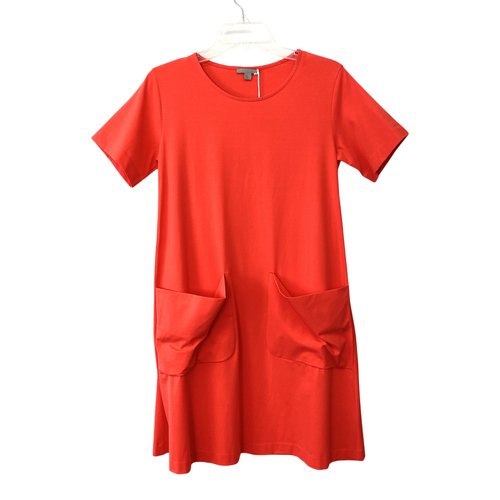 COS Short Sleeve Swing Dress- Front