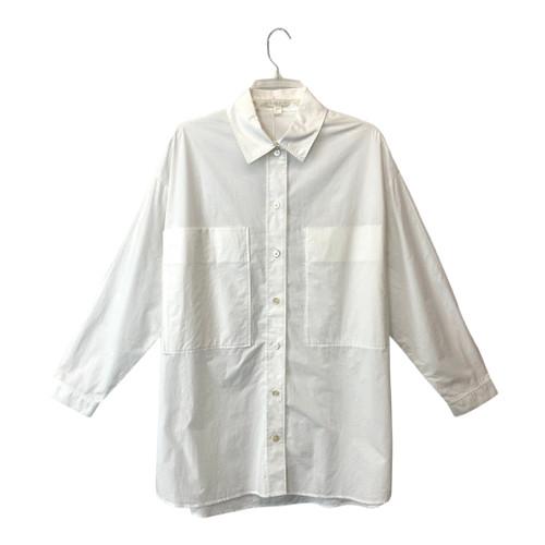 COS Long Tunic Shirt- Front