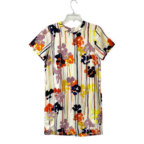 COS Paint Splatter Dress- Front
