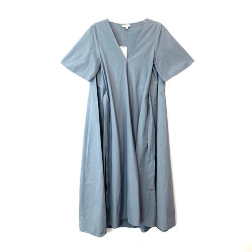 COS V-Neck Dress- Front