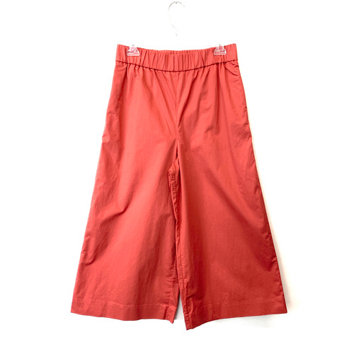 COS Elastic Waist Wide Leg Trousers- Front