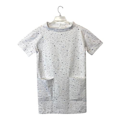 COS Textured Dot Dress- Front