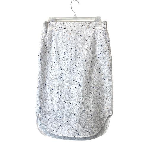 COS Textured Dot Skirt- Front