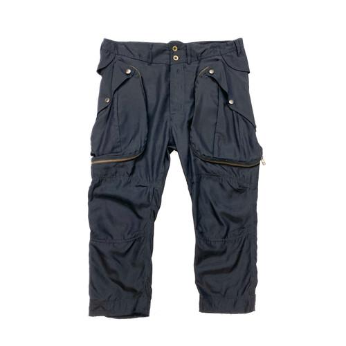 Faith Connexion Silk Cargo Pants- Front