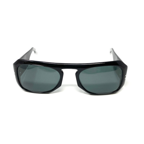 Squared Off Skinny Sunglasses- Front