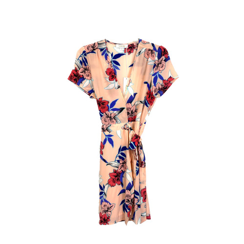 Yumi Kim Maui Escape Mini Wrap Dress- Front