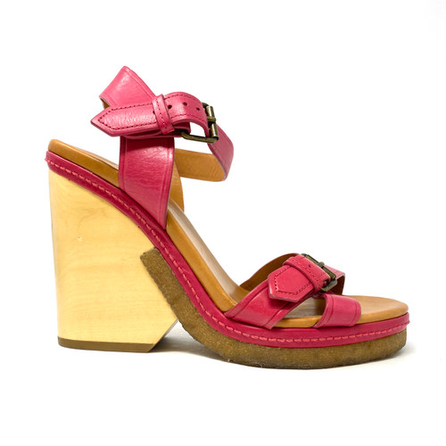 Marc by Marc Jacobs Clog Inspired Wedges- Right