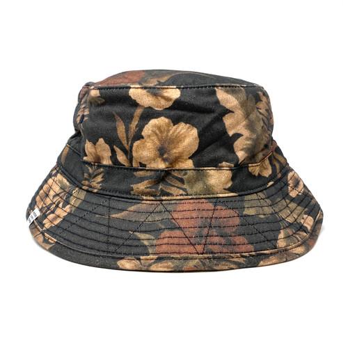 Herschel Supply Co. Sepia Tropics Bucket Hat- Front