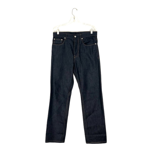 Helmut Lang Rigid Indigo Jeans- Front