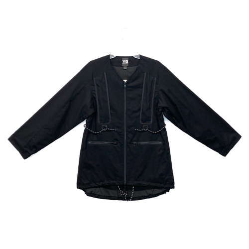 Y-3 Cotton Ripstop Utility Jacket - Thumbnail