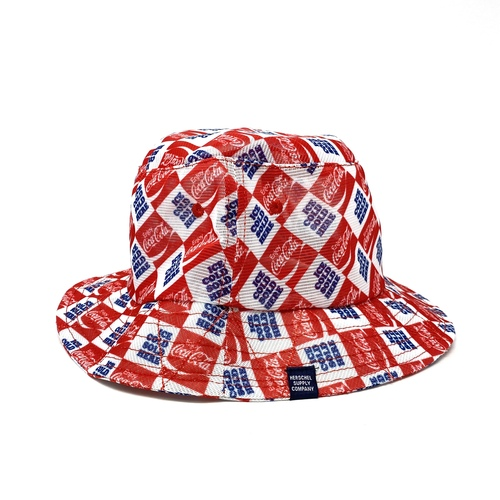Herschel Supply Co. Mesh Coca Cola Hat- Thumbnail