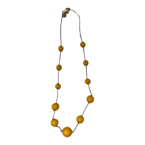 Joan Rivers Whimsical Balls Statement Necklace- Front