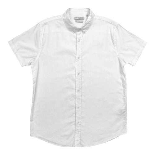 Seven Seven Classic White Shirt - Thumbnail
