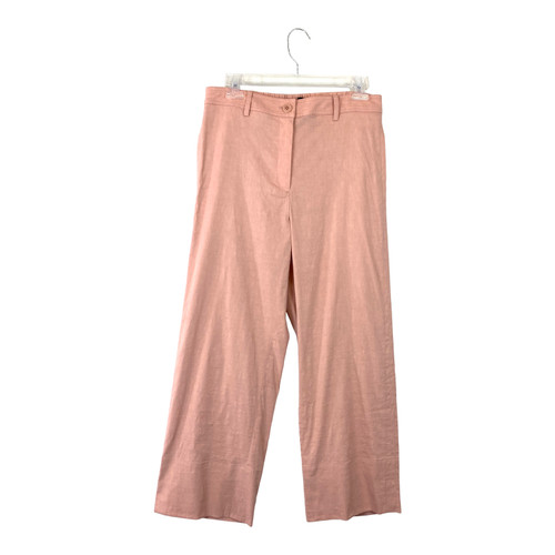 Theory Petal Straight Leg Trousers - Thumbnail