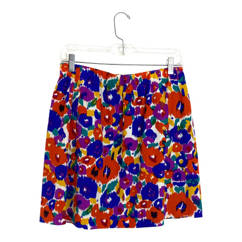 See by Chloe Splotch Floral Skirt- Front