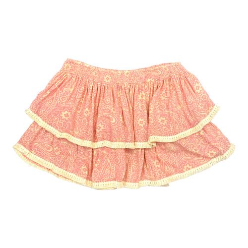 Cool Change Pink Casual Skirt - Thumbnail