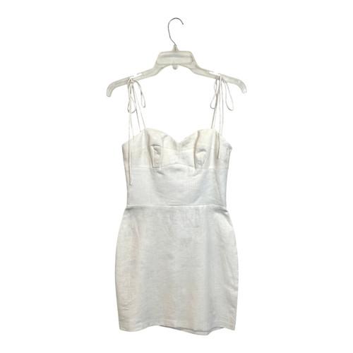 Amanda Uprichard Cava Mini Dress - Thumbnail