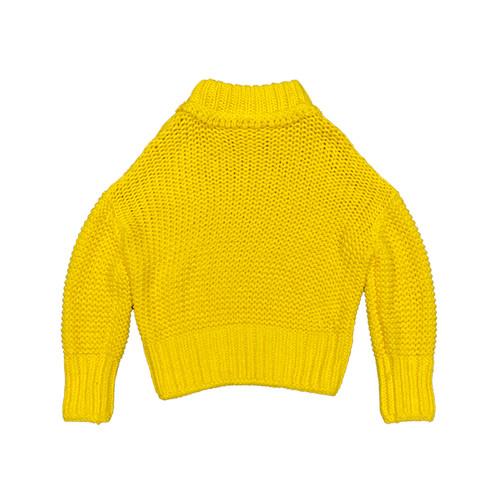 Free People Sunshine Knit Sweater- Thumbnail