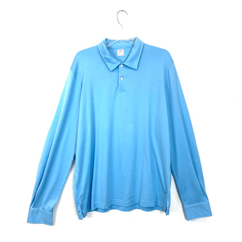 Fedeli for Trillion Soft Jersey Polo- Front