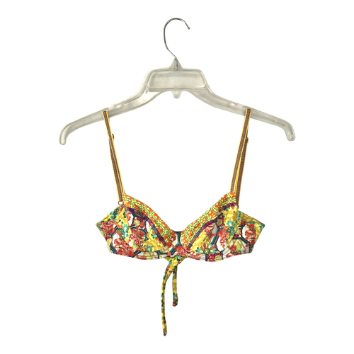 Maaji Seamed Cup Bikini Top- Front