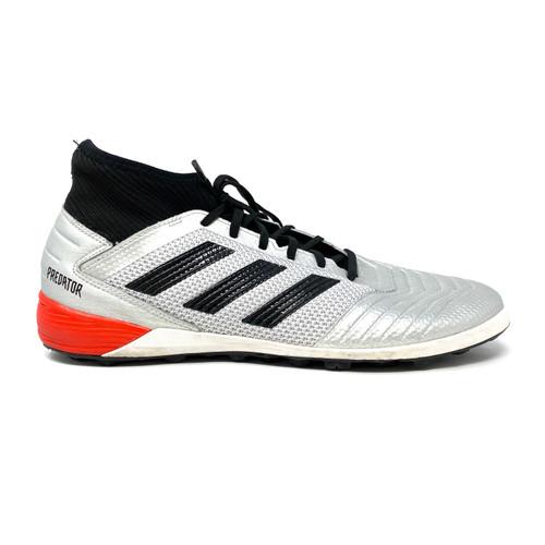 adidas Predator Silver Sock Soccer Shoes- Right